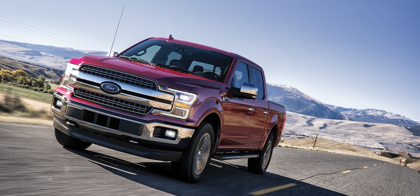 Ford F-150 2020 Exterior