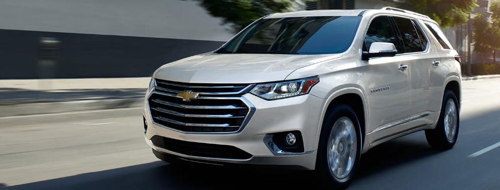 Chevrolet Traverse 2020 a la venta cerca de Alexandria