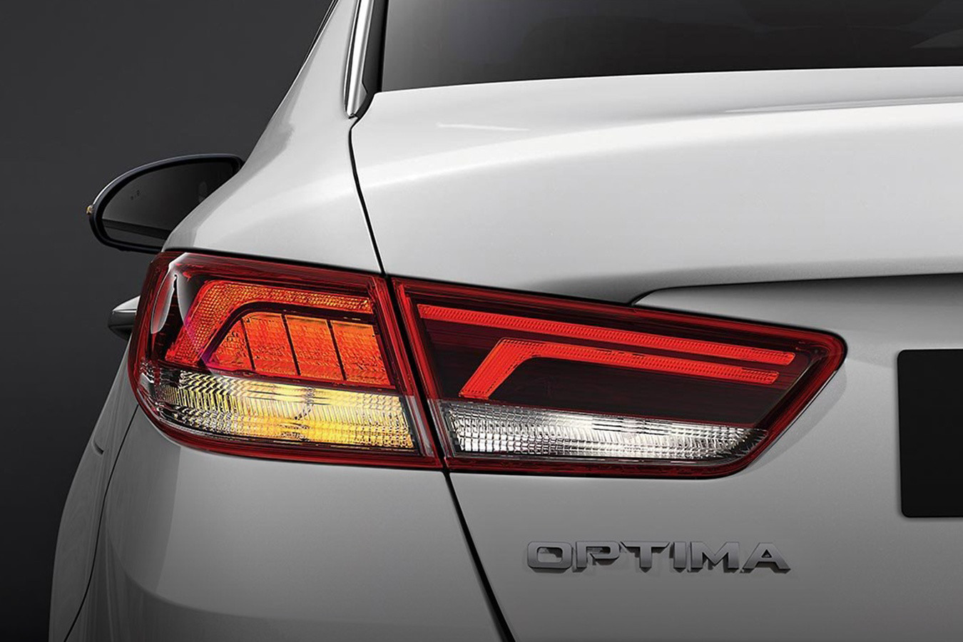 Stunning Exterior of the 2020 Kia Optima