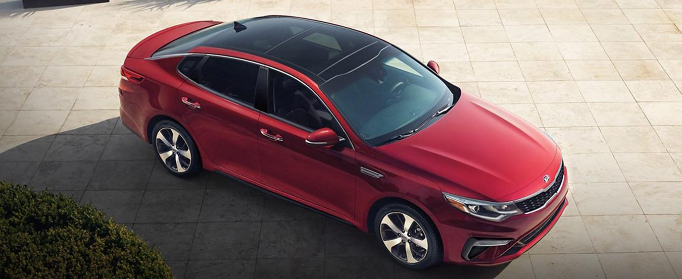 2020 Kia Optima for Sale near Crossville, TN