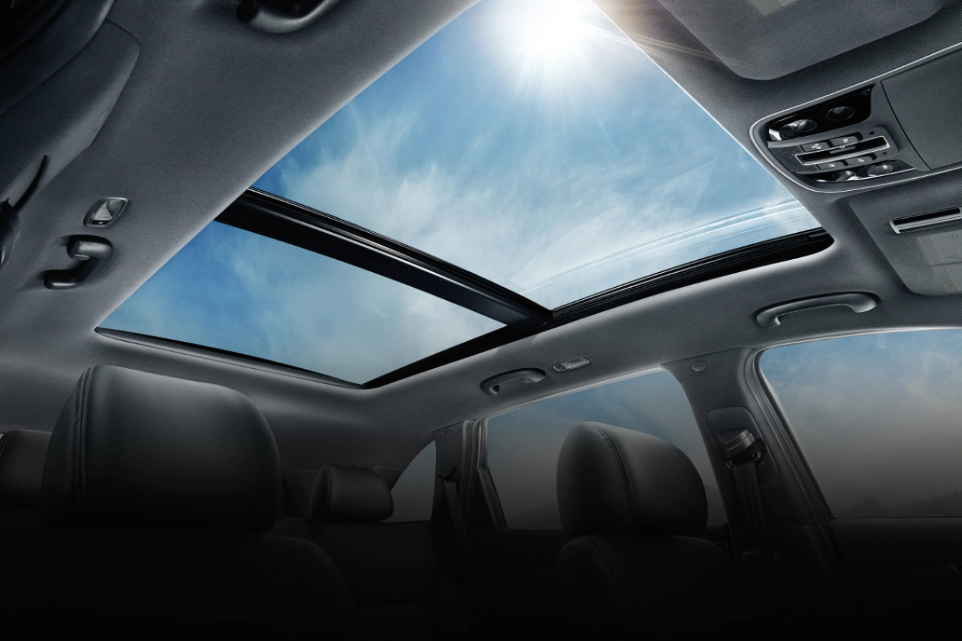 Available Sunroof in the 2020 Sorento