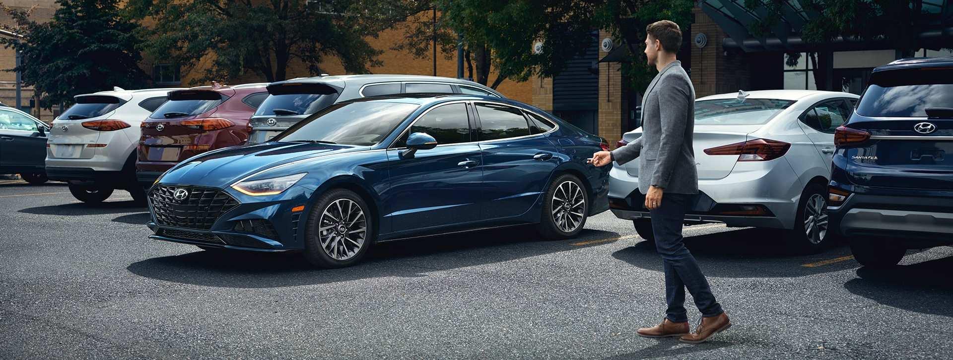 2020 Hyundai Sonata Leasing near Washington, DC