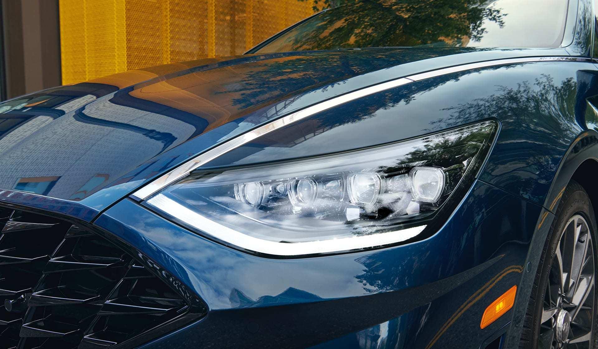 Exterior Details on the 2020 Hyundai Sonata