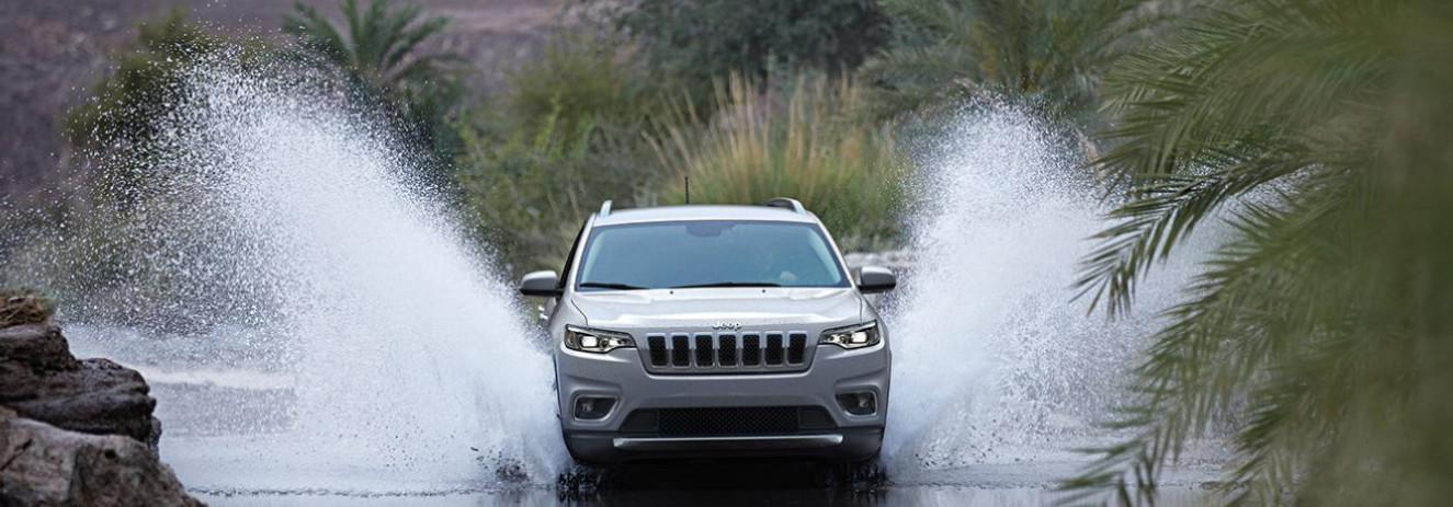 2020 Jeep Cherokee Leasing near Muskogee, OK