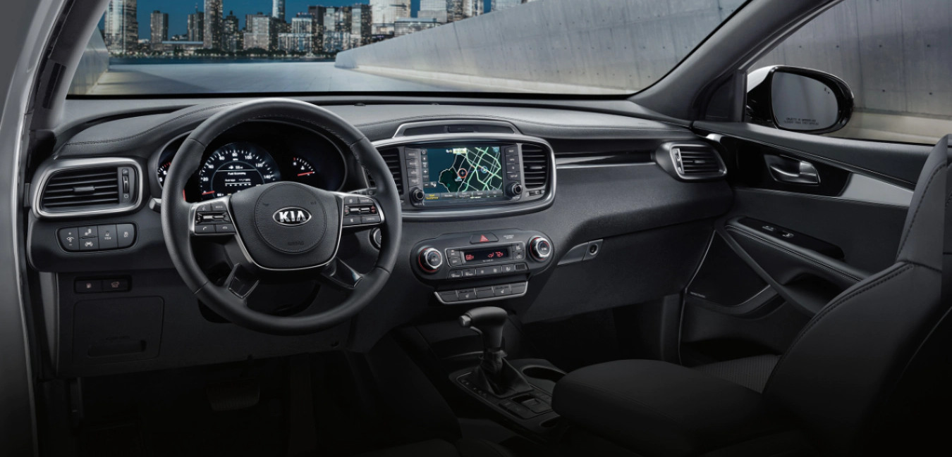 Tech Features in the 2020 Kia Sorento