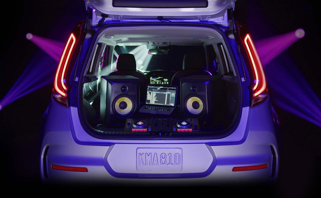 Entertainment in the 2020 Soul