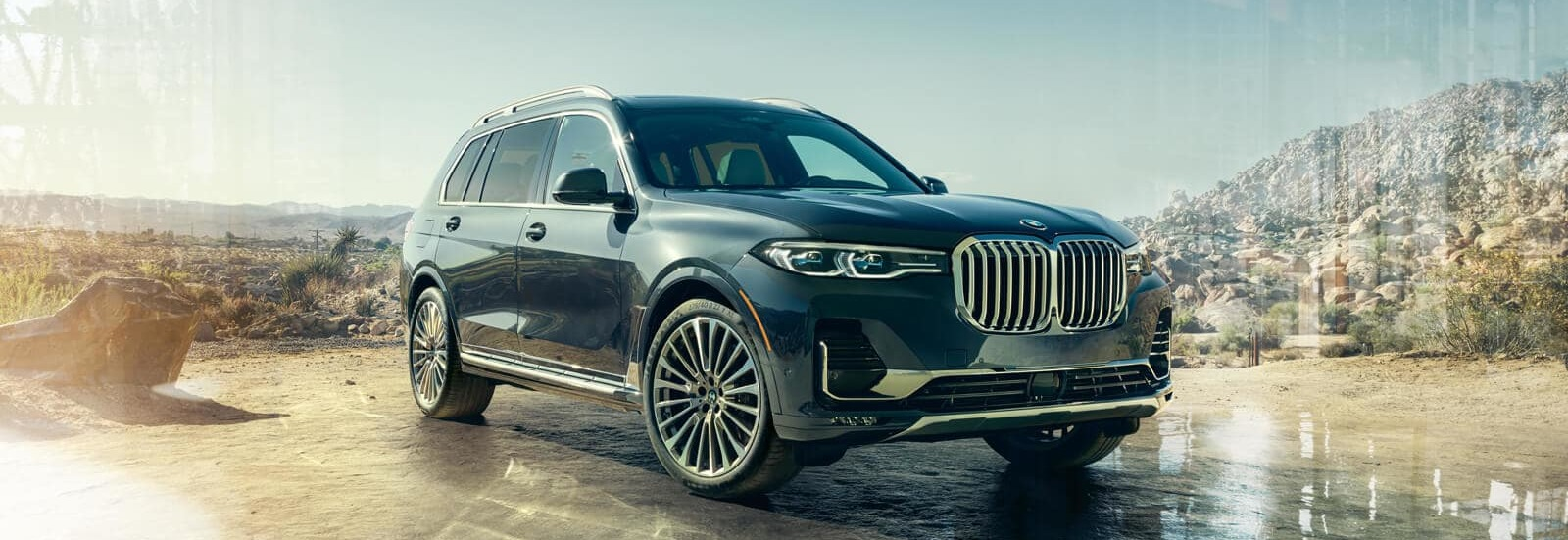 2020 BMW X7 Lease in Plano, TX
