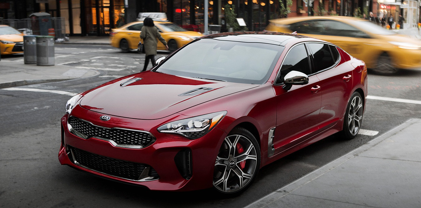 2020 Kia Stinger for Sale in New Braunfels, TX