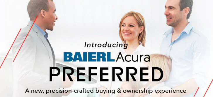 Acura preferred