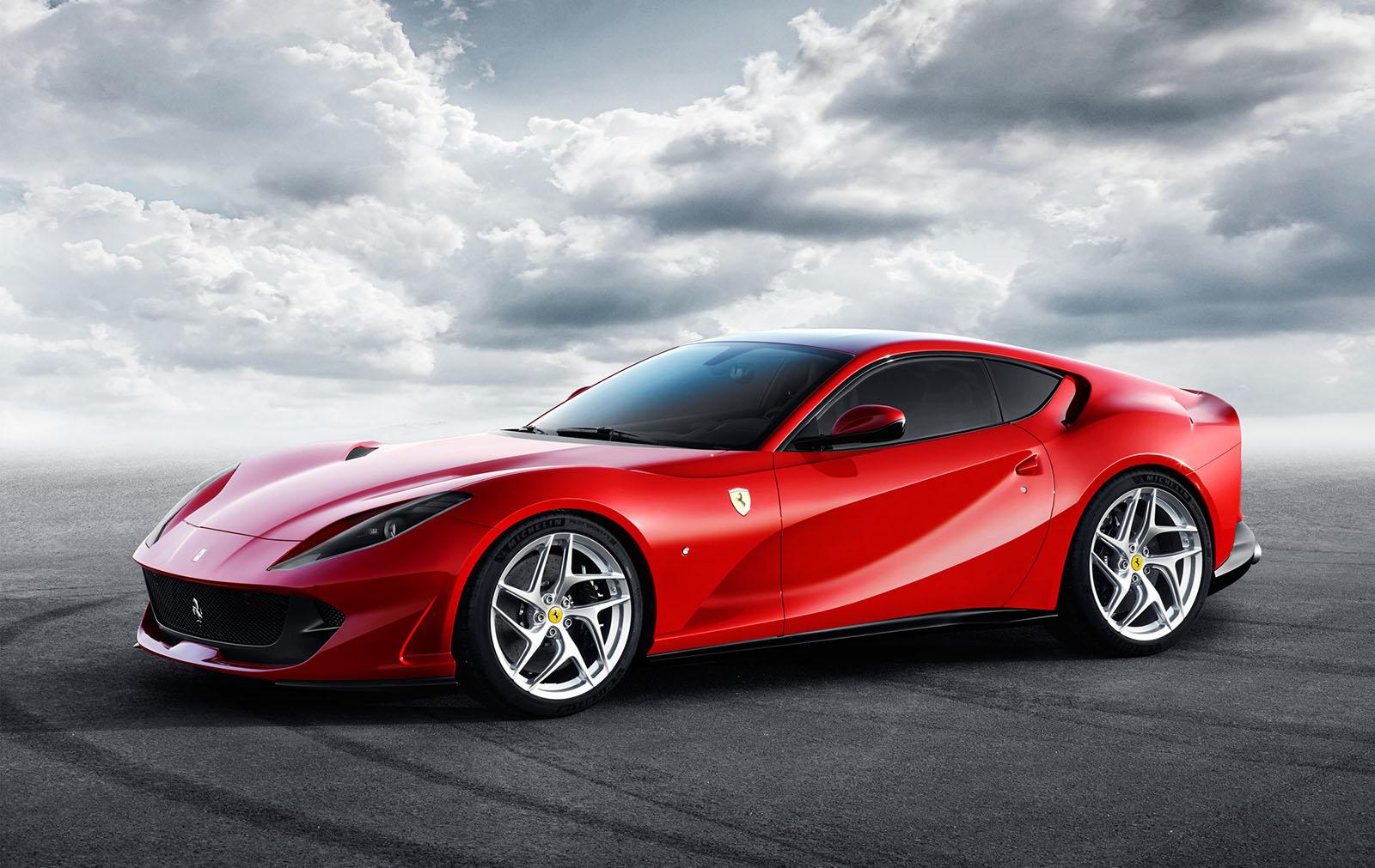 Ferrari Power Warranties