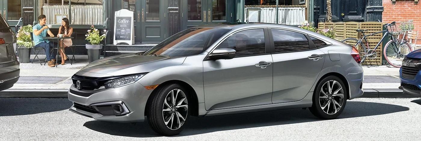 2020 Civic Sedan