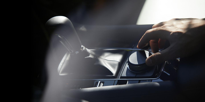 2020 Mazda3 Sedan Shift Knob