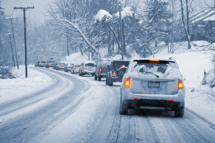Winter Maintenance Checklist in Fredericksburg, VA