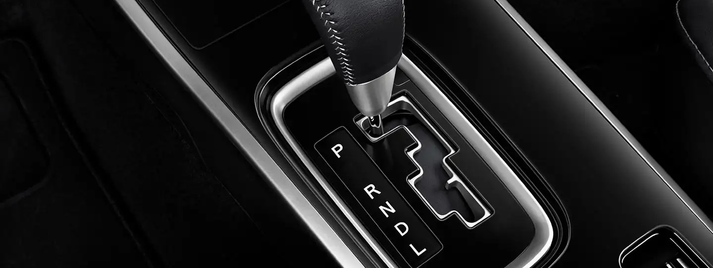 Gear Shift Knob in the 2020 Outlander