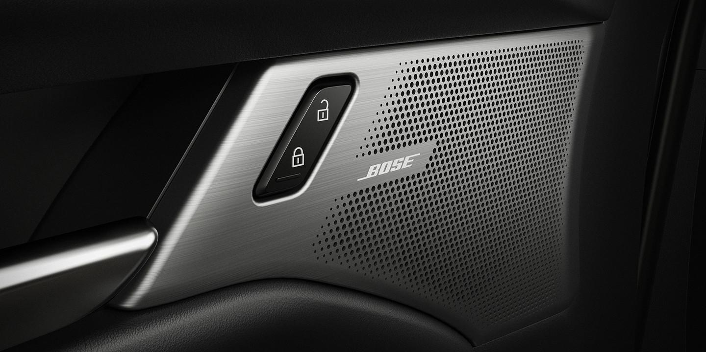 2020 Mazda3 Sedan Bose® Sound System