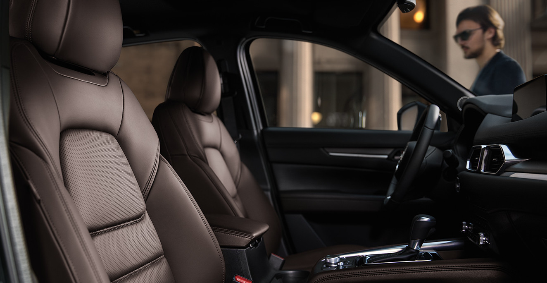 2020 Mazda CX-5 Seating