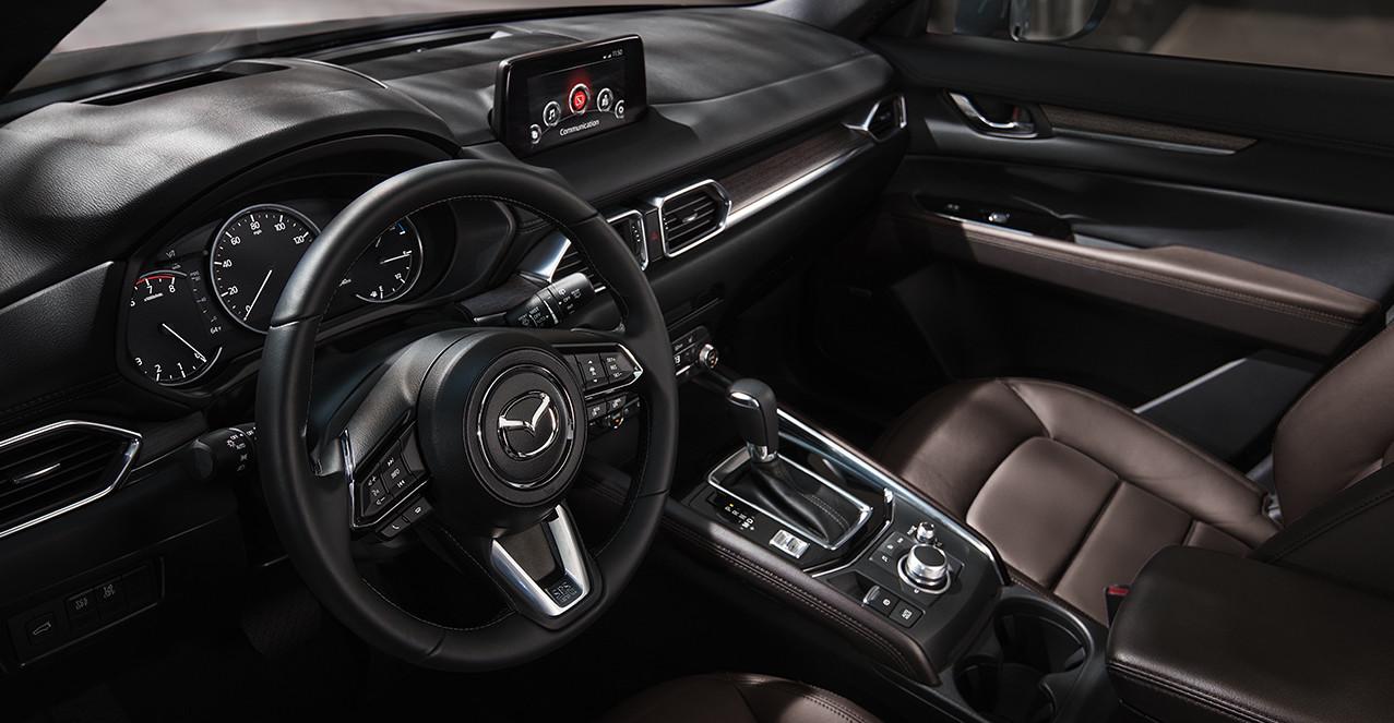 2020 Mazda CX-5 Center Stack