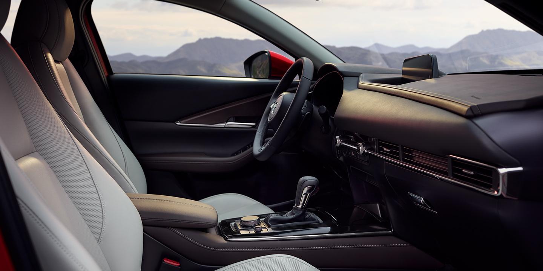 2020 Mazda CX-30 Cabin
