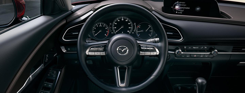 2020 Mazda CX-30 Steering Wheel