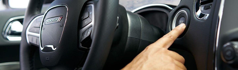 2020 Dodge Durango Push-Button Start