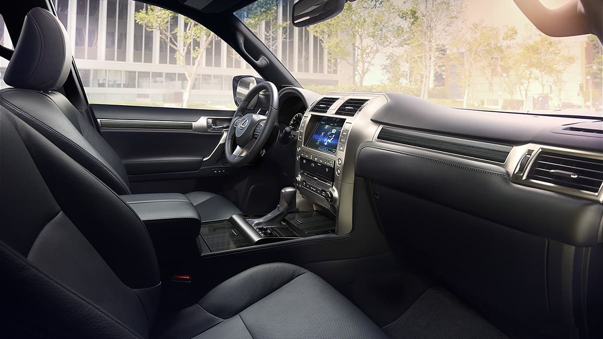 Roomy Cabin of the 2020 GX 460