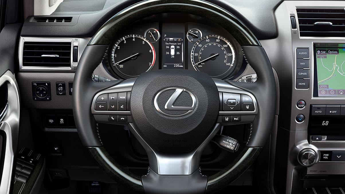 2020 Lexus GX 460 Steering Wheel