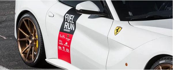 4th annual Fuel Run Rally