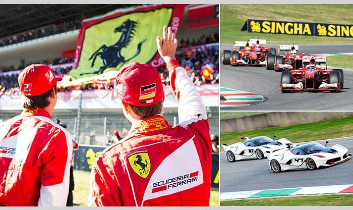 Ferrari Challenge World Finals