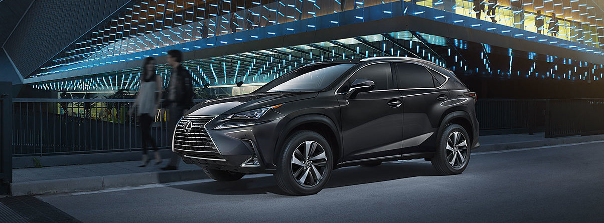 2020 Lexus NX 300 vs 2020 Acura RDX near Oak Park, IL