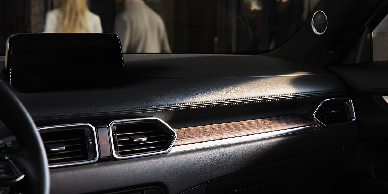 Interior Details in the 2020 Mazda CX-5
