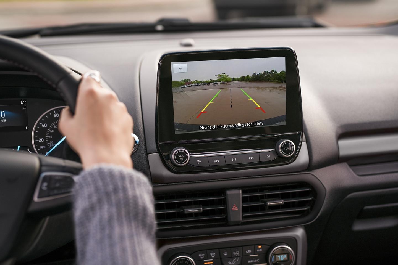 2020 Ford EcoSport Dashboard Details