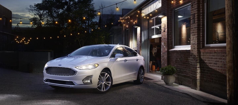 2020 Ford Fusion Financing near Chicago, IL