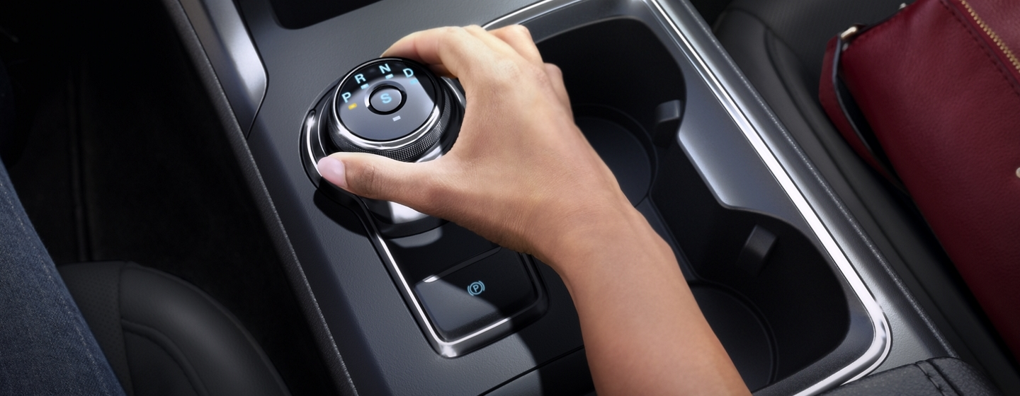 2020 Ford Fusion Rotary Gear Shifter