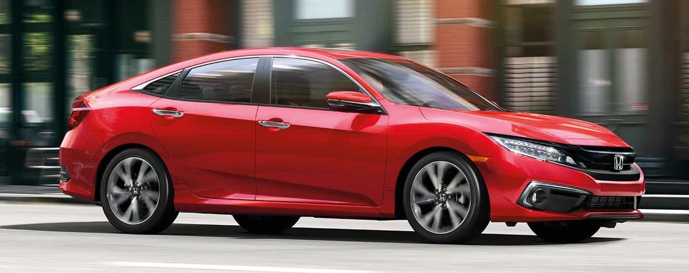 2020 Honda Civic Leasing near Arlington, VA