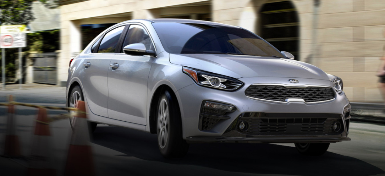 2020 Kia Forte for Sale in Houston, TX