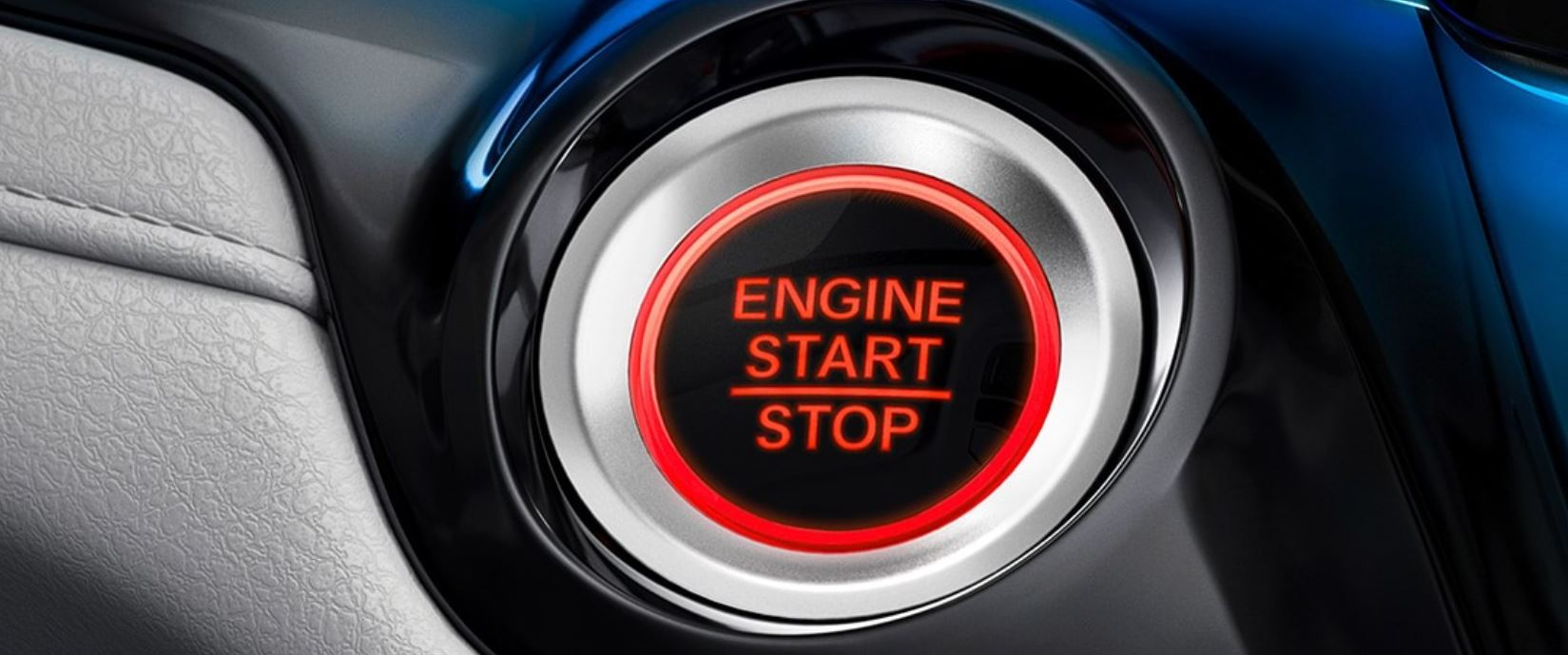 Push Button Start in the 2020 Odyssey