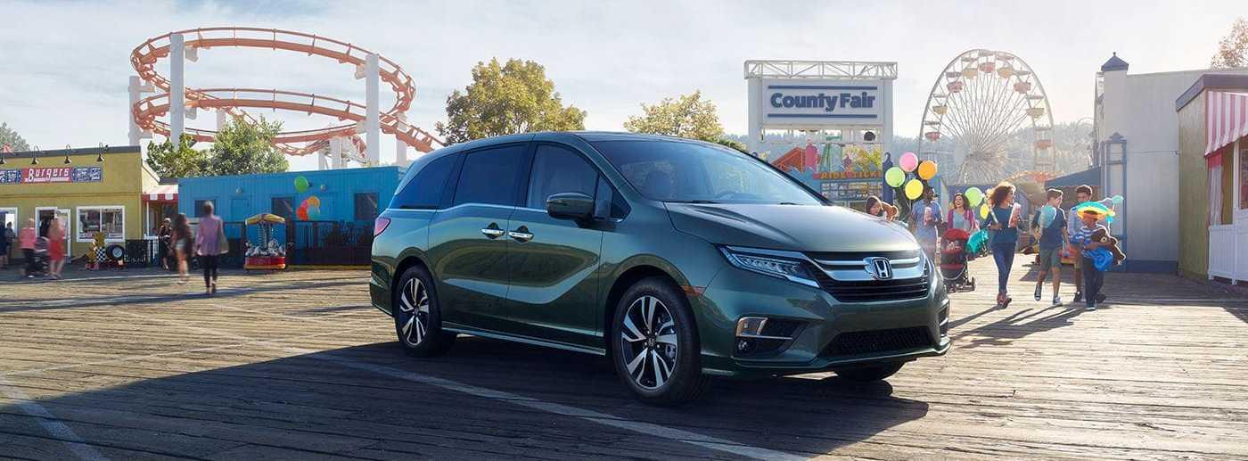 2020 Honda Odyssey Leasing near College Park, MD