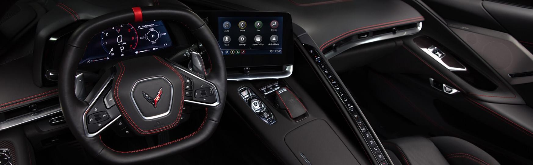 2020 Corvette Technology