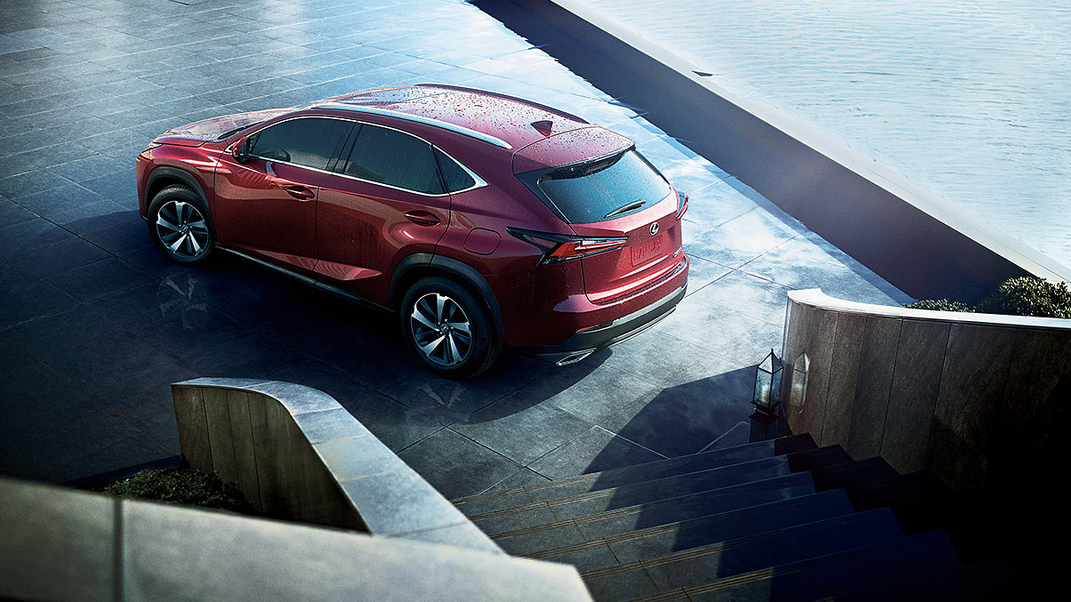 2020 Lexus NX 300 Financing near Lake Villa, IL