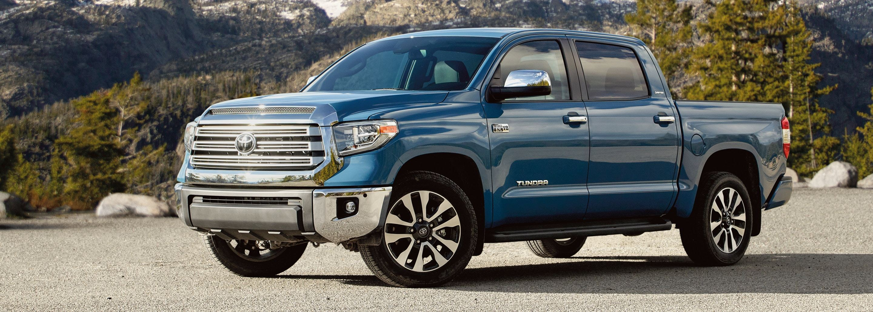 2020 Toyota Tundra vs 2020 Ford F-150 near Skiatook, OK