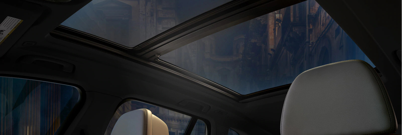 Standard Power Moonroof in the 2020 X5