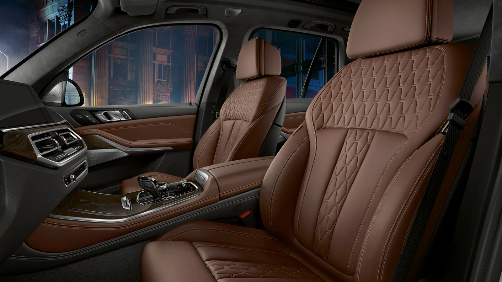 Premier Seating in the 2020 BMW X5
