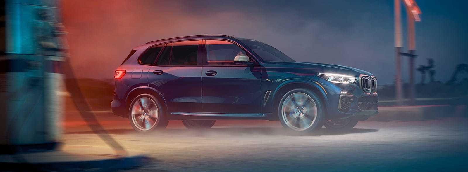 2020 BMW X5 vs 2020 Cadillac XT5 near Texarkana, TX