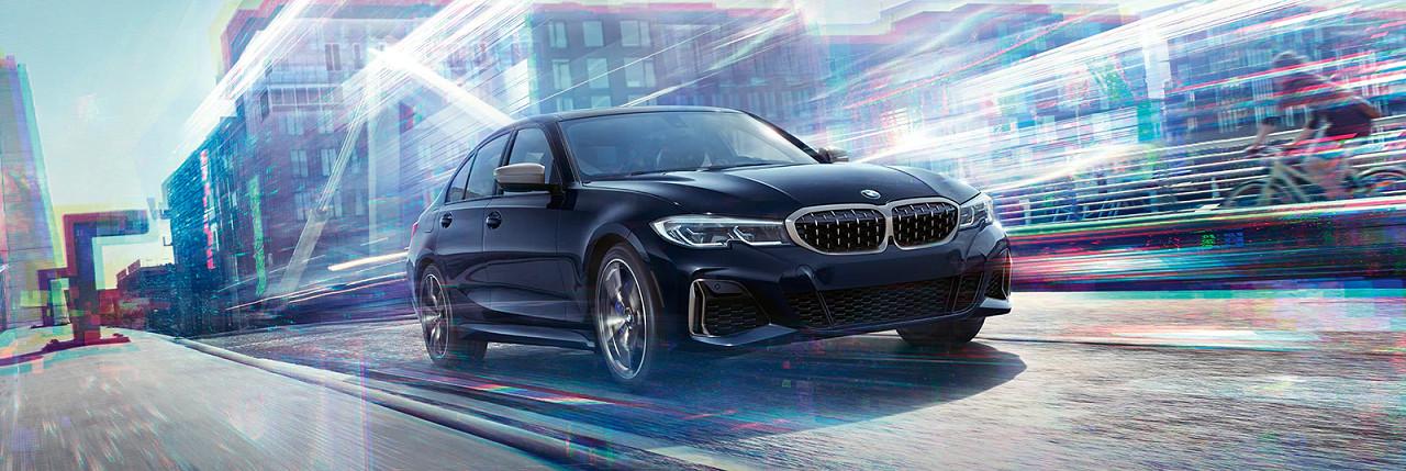 2020 BMW 3 Series vs 2020 Acura ILX near Texarkana, TX