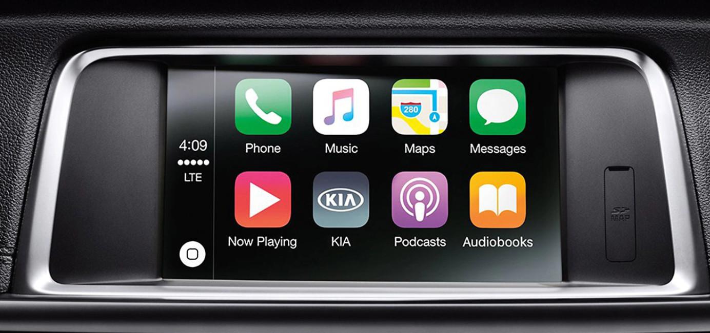 Interior Technology in the 2020 Kia Optima