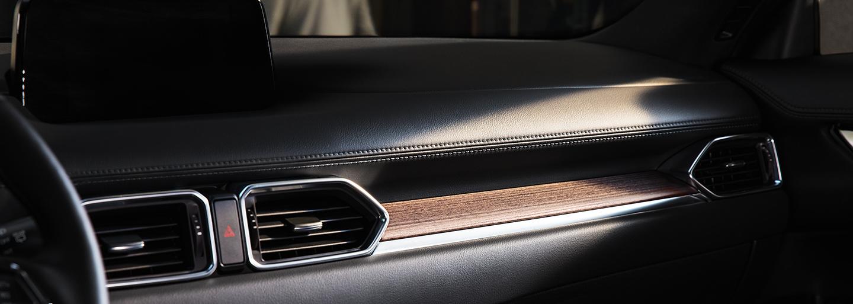 Fine Detailing in the 2020 Mazda CX-5