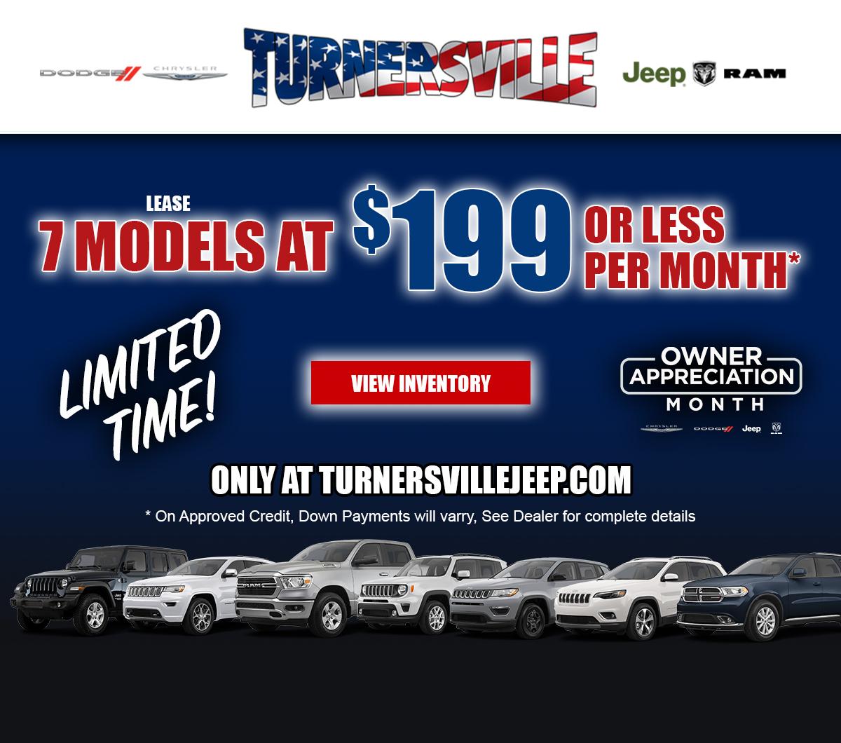 Dodge Dealers In Nj >> Turnersville Chrysler Jeep Dodge Ram Serving New Jersey