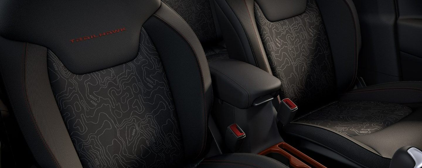 Eye-Catching Upholstery in the 2020 Renegade