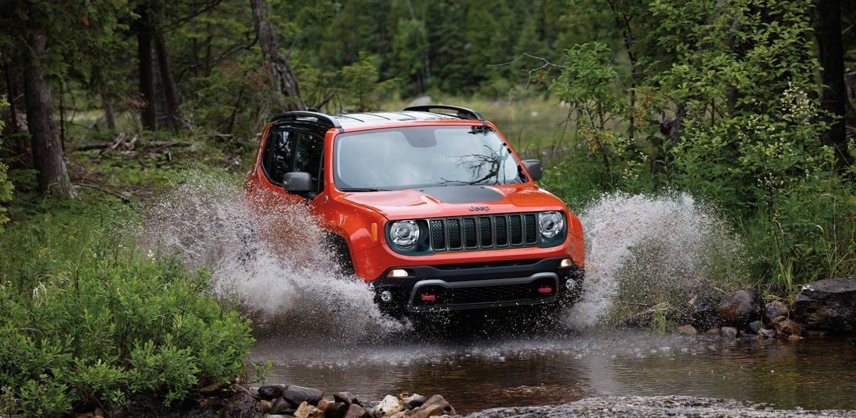 2020 Jeep Renegade Leasing near Burbank, IL