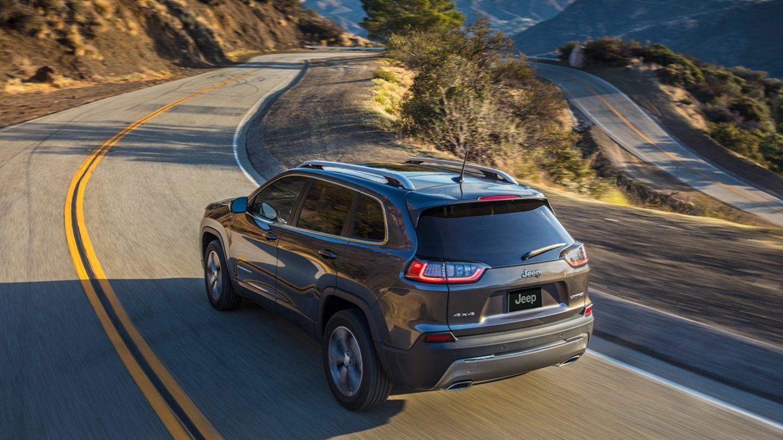 2020 Jeep Cherokee Financing near Burbank, IL